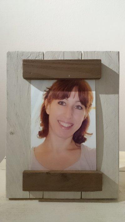 Portafoto in legno 21x29