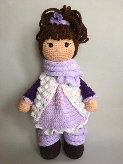 Bambola Mia Amigurumi