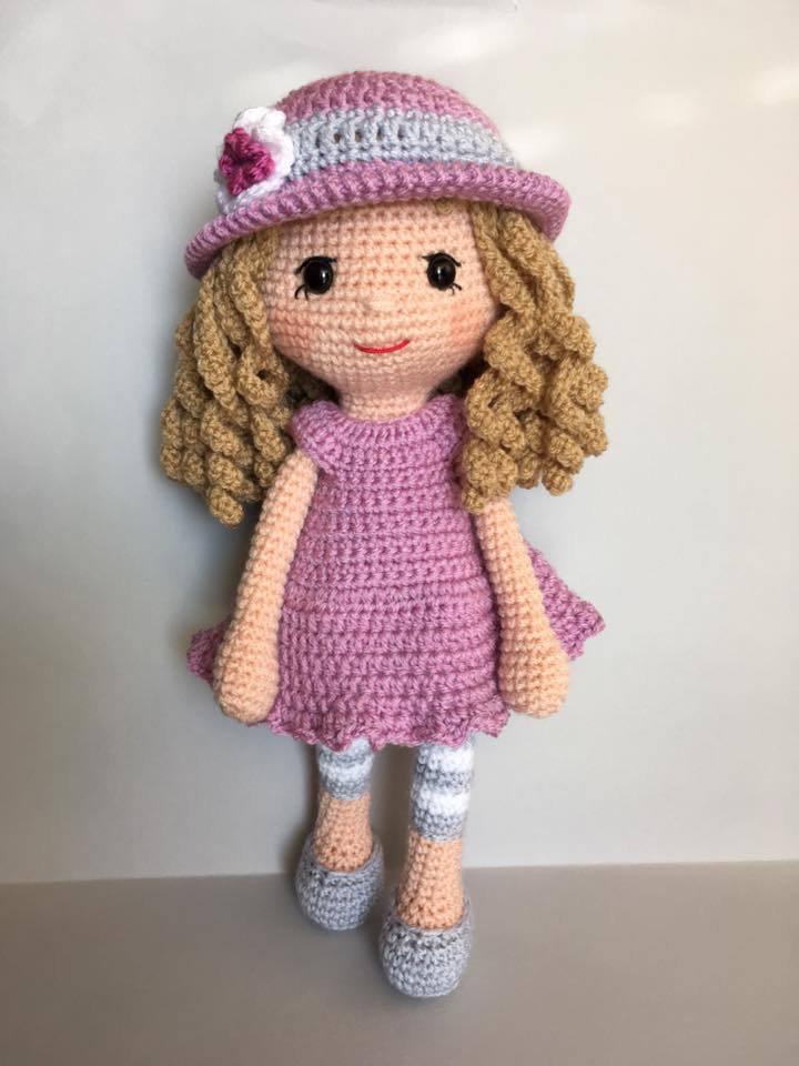 Bambola Amigurumi Michelle