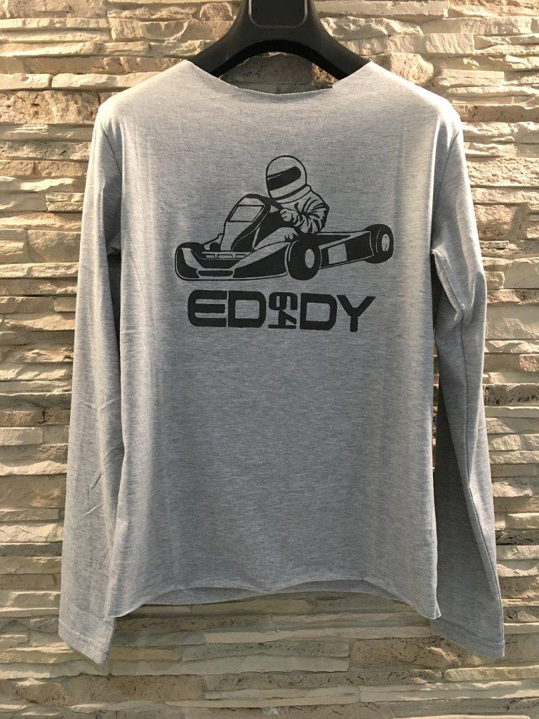 T-shirt long sleeve  Modello Go-kart