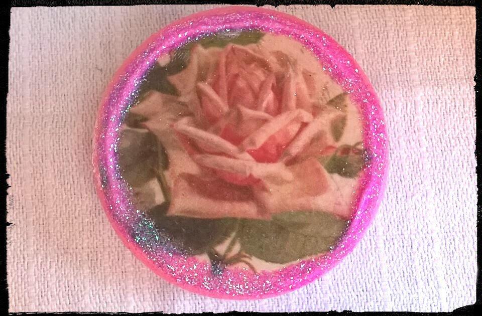 Magnete con Rosa
