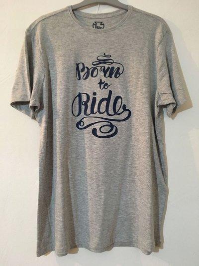 T-Shirt modello Born To Ride