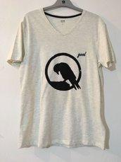 T-Shirt modello black raven