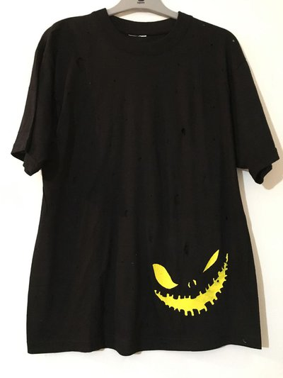 T-shirt modello maleficent