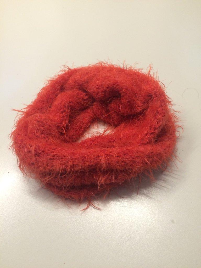 Scalda collo  in lana