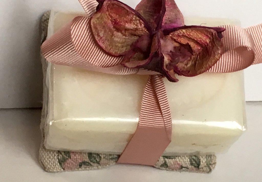 Saponetta provenzale stile shabby-chic-Idea regalo