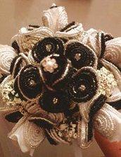 bouquet di perline