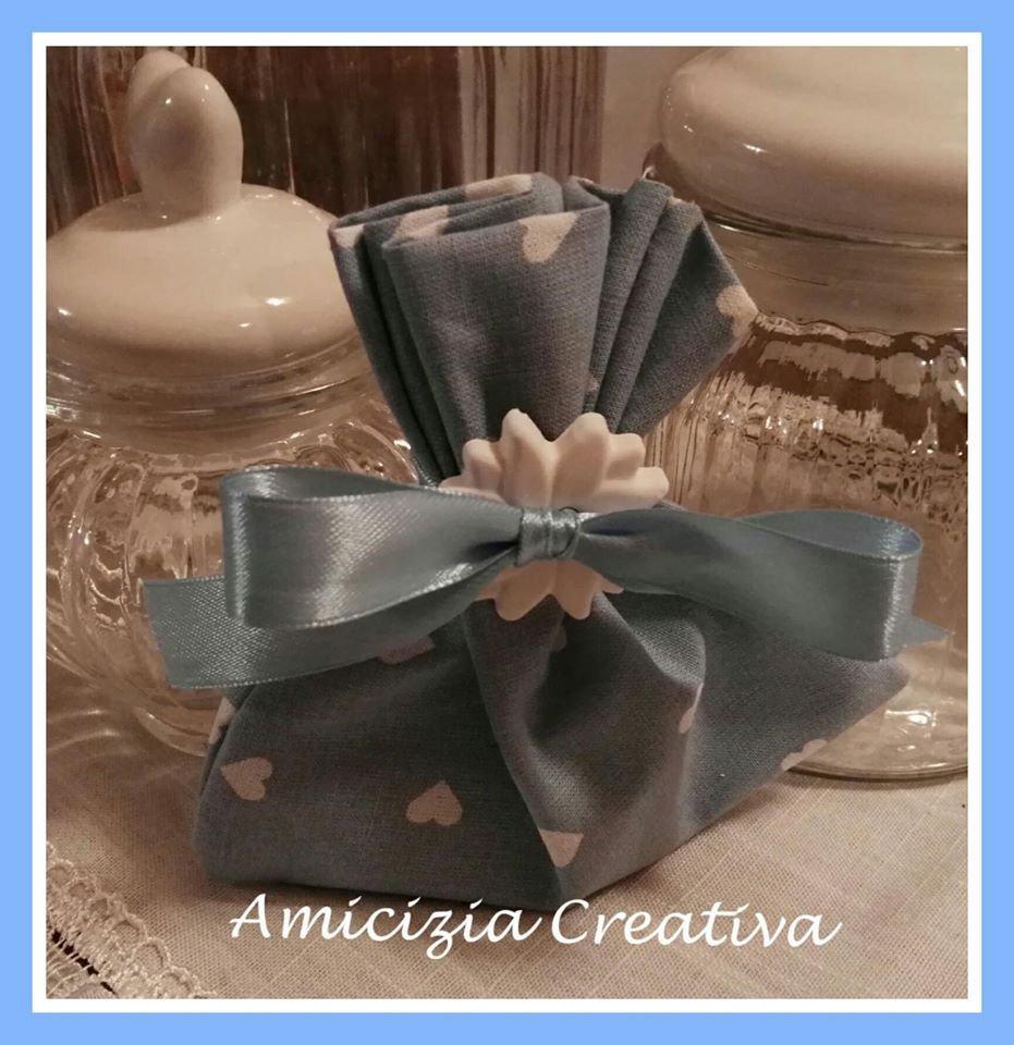 sacchettini confetti handmade