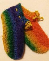 calze da notte unisex fatte a mano a ferri su ordinazione