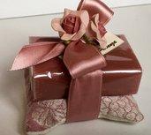 Sapone naturale di frutti rossi- Idea regalo San Valentino
