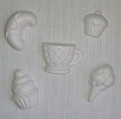 Dolcetti in Gesso Ceramico