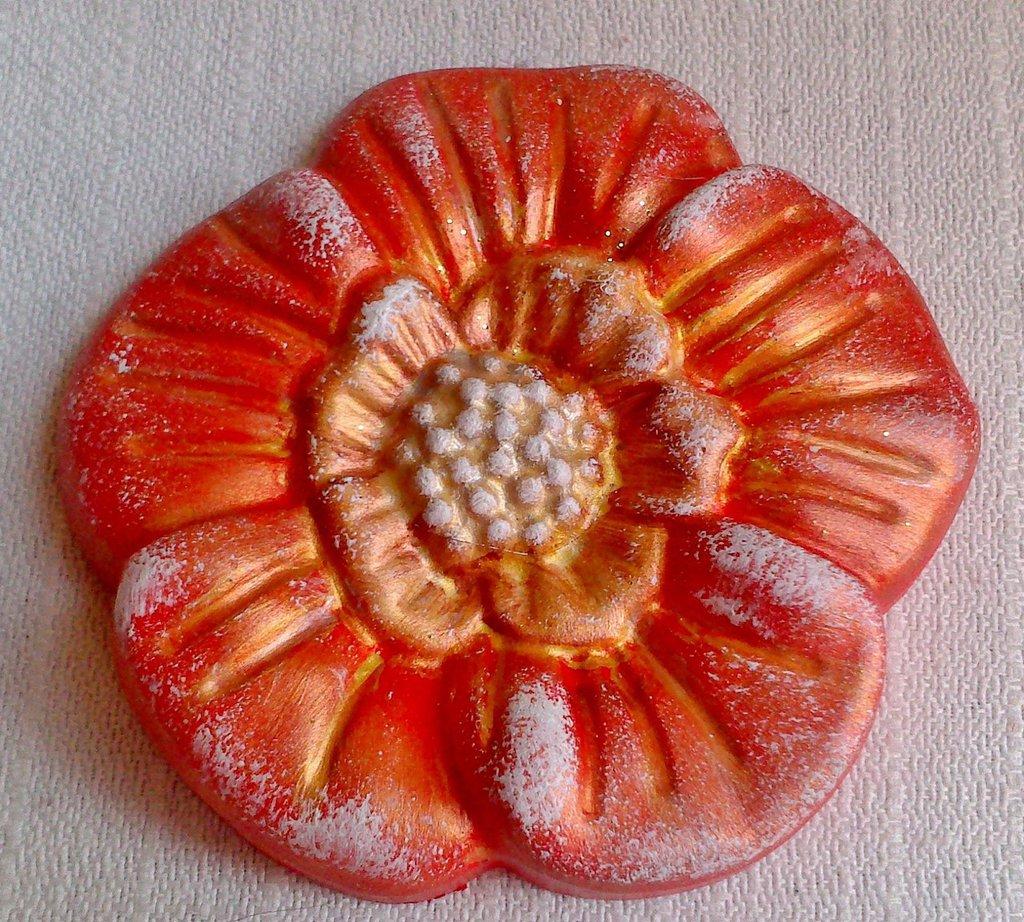 Magnete a forma di Fiore