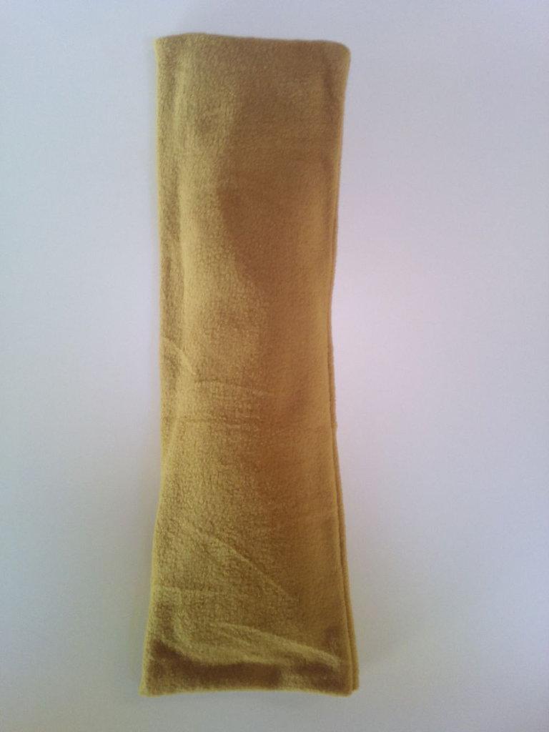 cuscino termico con vinaccioli(semi d'uva)per terapia del caldo edel freddo