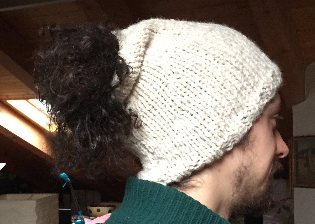 Berretto di lana per adulto