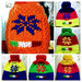 cappello di lana  Tg. 55-58