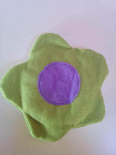 cuscino termico con vinaccioli(semi d'uva)