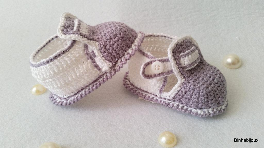 Deliziose scarpine neonati