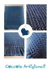 Copertina bimbi in lana merino irrestringibile
