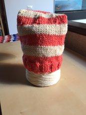 berretto di lana per bambina