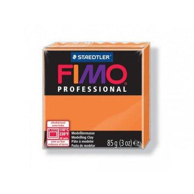 OFFERTISSIMA! 1 panetto FIMO PROFESSIONAL color ARANCIO n°4 - (85 gr)