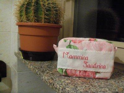 pochette rose rosa/lilla