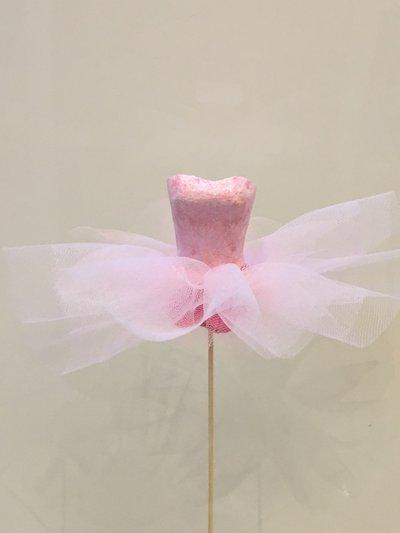 Cake topper ballerina tutu