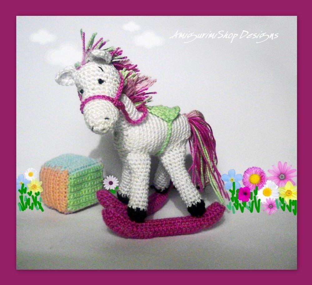 White Horse Pattern