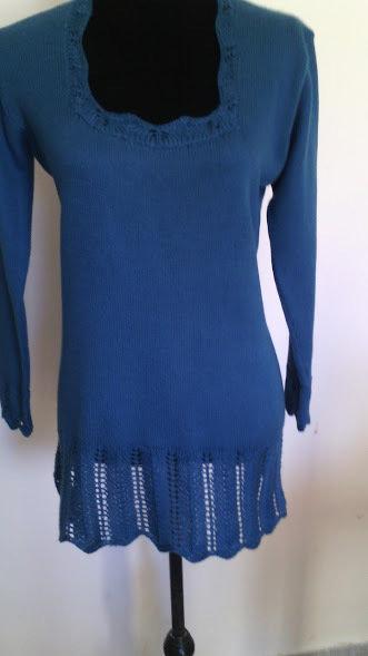maglia donna pura lana