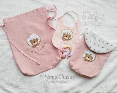 Set Nascita Handmade