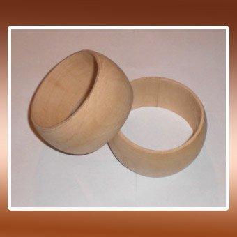 basi bracciali legno