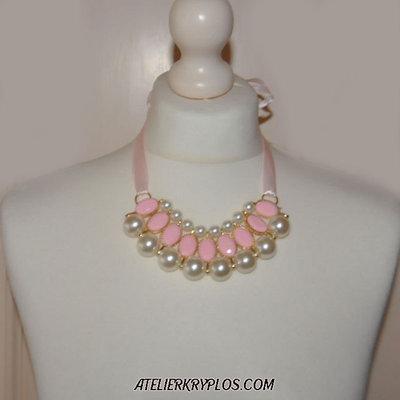 Luxury Pink perls
