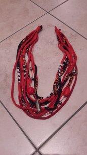 Collana Rosso Corales