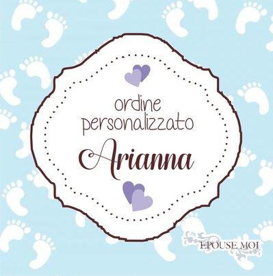 inserzione riservata Arianna