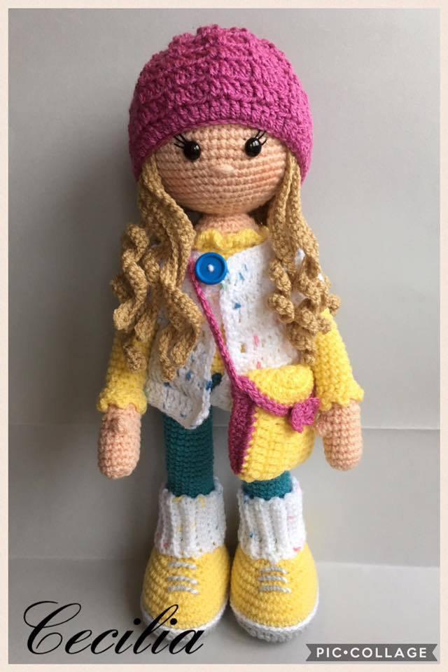 Super Bambola Molly con accessori - Bambini - Giocattoli - di Sul filo  JG87