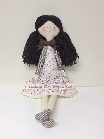 sorridente bambola Barbara