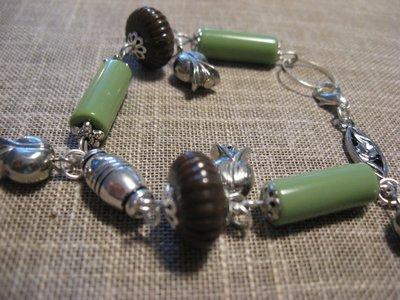braccialetto autunno