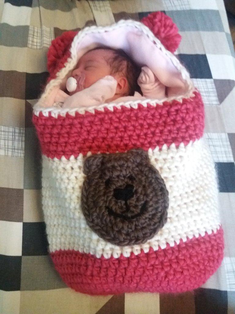 Sacco Nanna per neonati