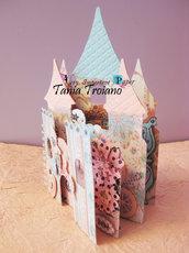 Mini album castello