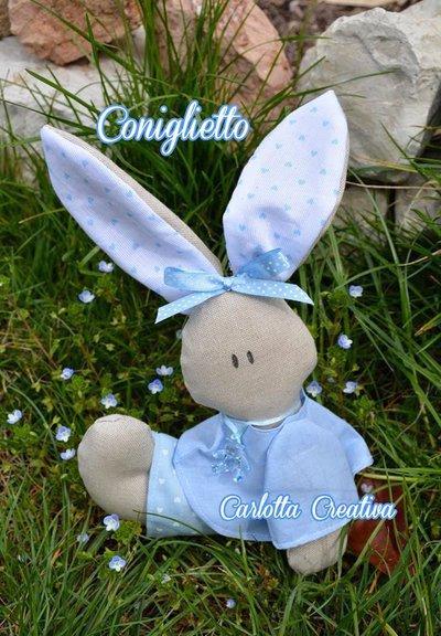 Dolcissima/o Coniglietta/o Bimbo/a
