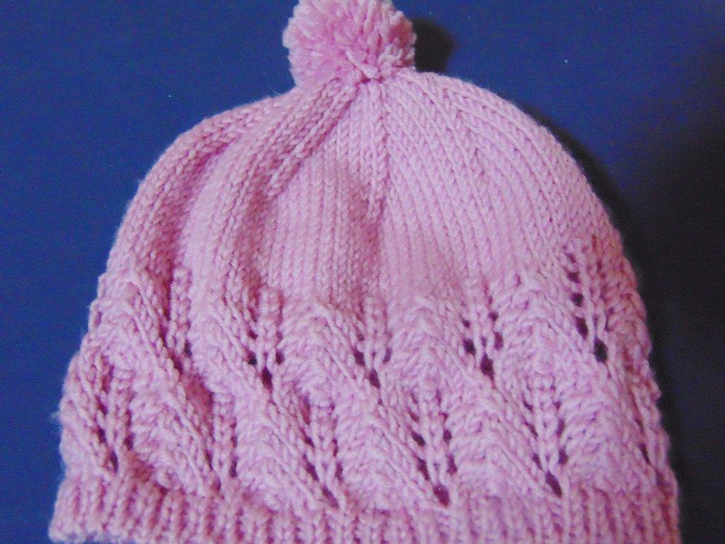 Inserzione riservata cappellino rosa