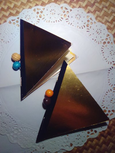 Agenda triángulo oro
