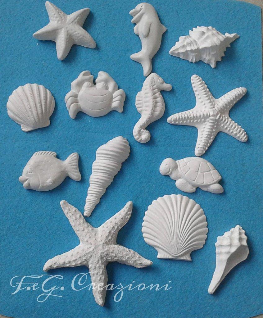Gessetti profumati in polvere di ceramica