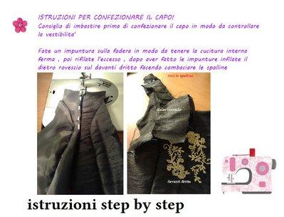 85c98b493d4f ... Cartamodello abito elegante stile vintage
