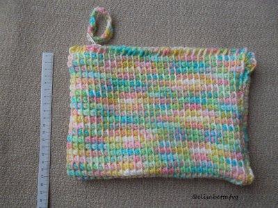 "Mini-bag COLORS ""PINK-SKY"""