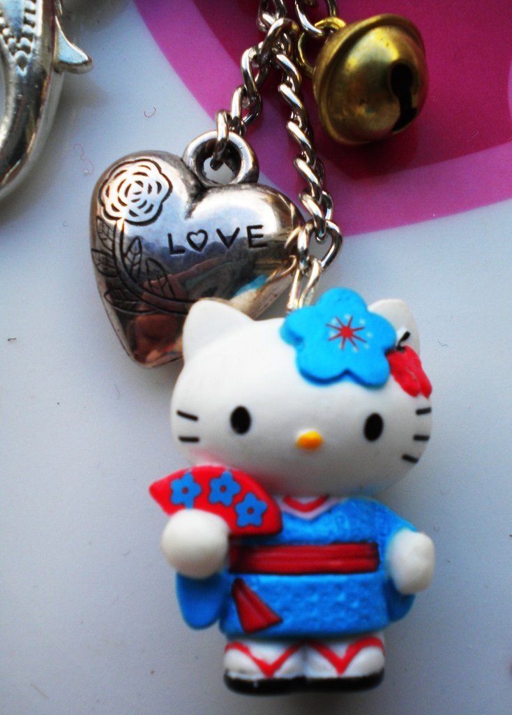 Hello Kitty cinesina Portachiavi