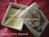 Jabón Natural 100% Oliva