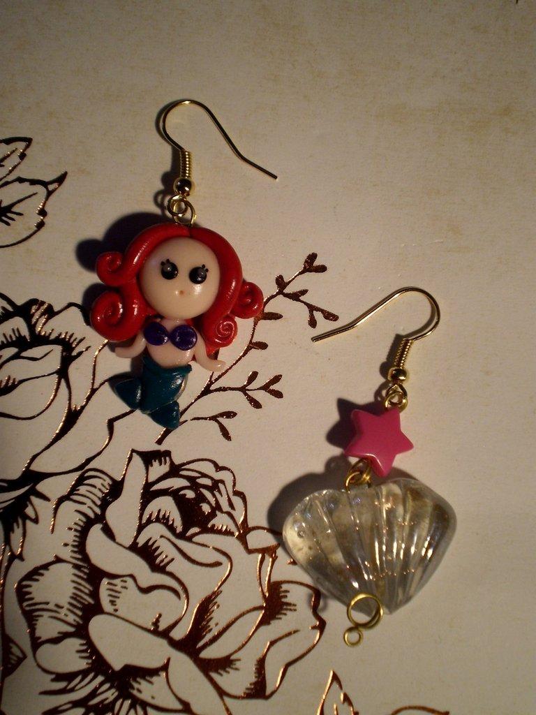 Orecchini Ariel