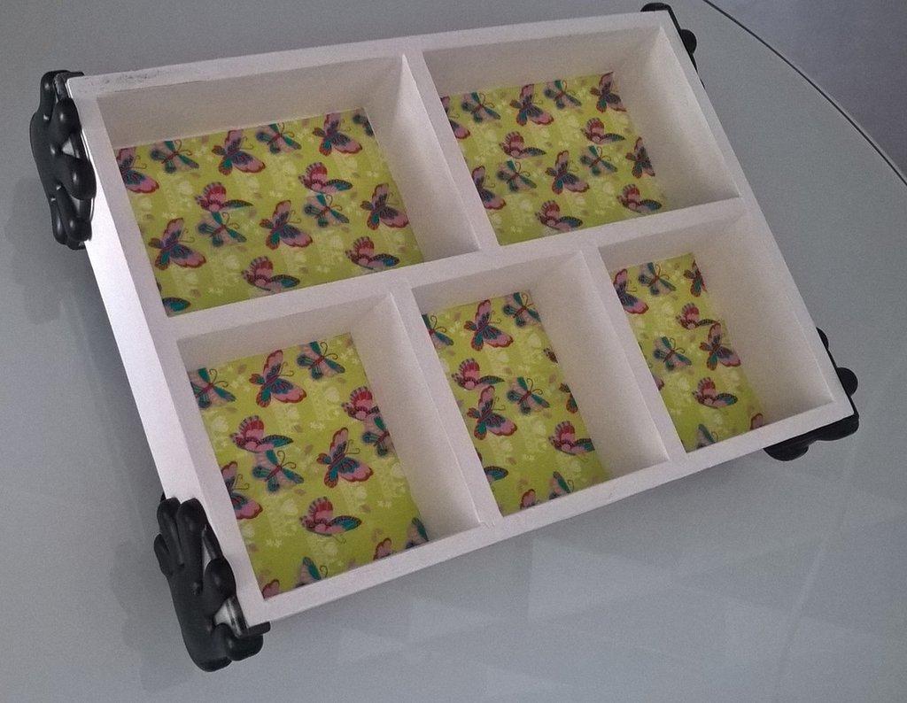 Scatola porta the contenitore portagioie box per la casa - Scatola porta the ...