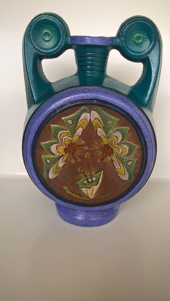 Anfora terracotta vaso Art A3