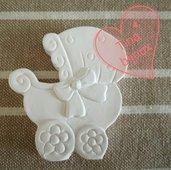 Stampo carrozzina bebe'